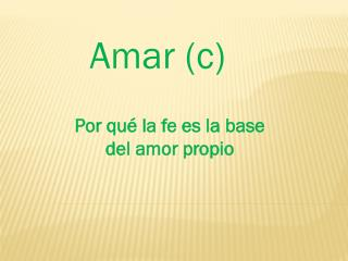 Amar (c)
