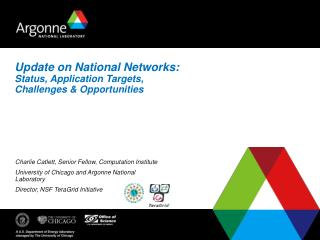 Update on National Networks: Status, Application Targets, Challenges & Opportunities