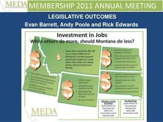 MEMBERSHIP 2011 ANNUAL MEETING