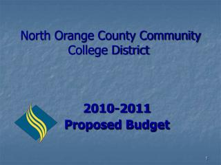 North Orange County Community College District