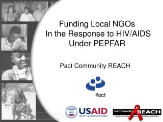 Funding Local NGOs  In the Response to HIV