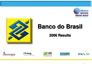 Banco do Brasil 2006 Results