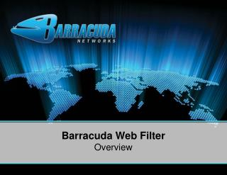 Barracuda Web Filter Overview