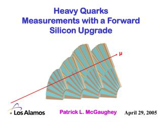 Heavy Quarks  Measurements with a Forward Silicon Upgrade