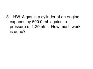 3.2. HW:  How much heat is needed to vaporize 150. g of benzene?