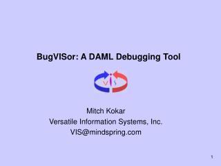 BugVISor: A DAML Debugging Tool