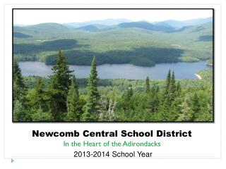 Newcomb Central School District
