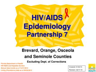 HIV/AIDS Epidemiology Partnership 7