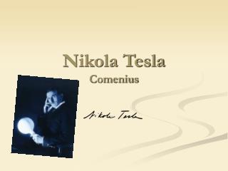 Nikola Tesla Comenius