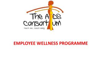 EMPLOYEE WELLNESS  PROGRAMME