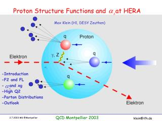 Proton Structure Functions and     at HERA
