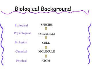 Biological Background