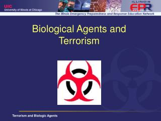 Biological Agents and Terrorism