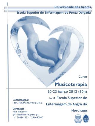 Universidade dos Açores Escola Superior de Enfermagem de Ponta Delgada