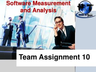 Software Measurement  and  Analysis