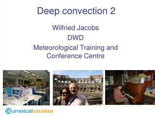Deep convection 2