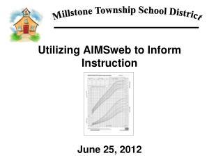 Utilizing AIMSweb to Inform  Instruction