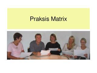 Praksis Matrix