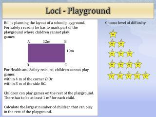Loci - Playground
