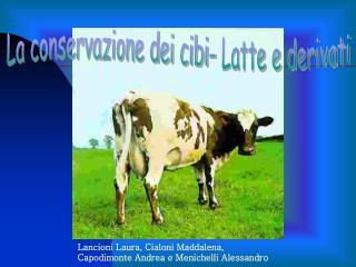 Lancioni Laura, Cialoni Maddalena, Capodimonte Andrea e Menichelli Alessandro