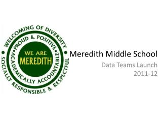 Meredith Middle School