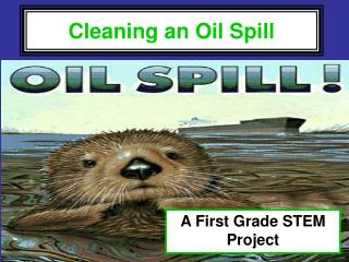 Cleaning an Oil Spill