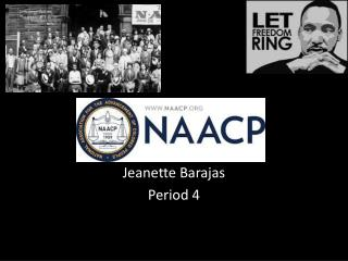 Jeanette Barajas Period 4