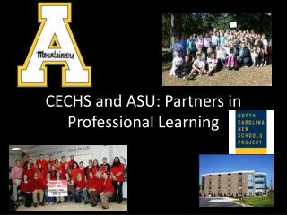 CECHS and ASU: Partners in Professional Learning