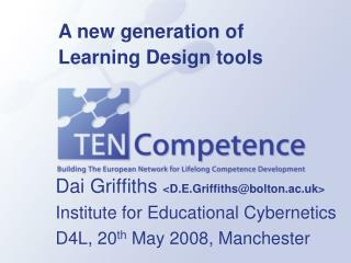 A new generation of  Learning Design tools