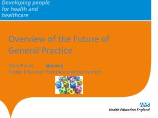 Overview of the Future of General Practice Mark Purvis           @purmj