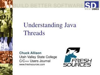 Understanding Java Threads