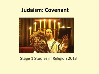Judaism: Covenant