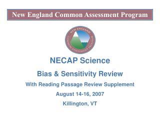 New England Common Assessment Program