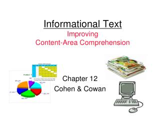 Informational Text Improving  Content-Area Comprehension