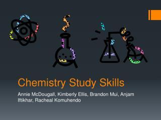 Chemistry Study Skills