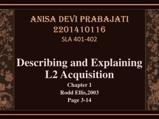 Anisa  Devi  Prabajati 2201410116 SLA 401-402