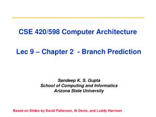 CSE 420