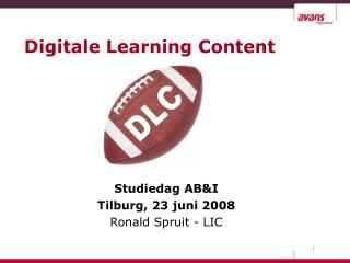 Digitale Learning Content