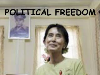 POLITICAL FREEDOM