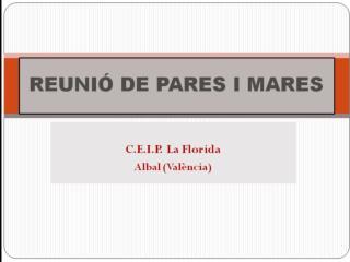 PRESENTACIÓ TUTORA NORMES BÀSIQUES DE L'AULA FUNCIONAMENT DE L'AULA HORARI DEL GRUP  EQUIP DOCENT