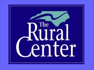 Rural Venture Fund …