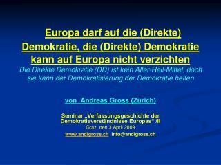 von  Andreas Gross (Zürich)