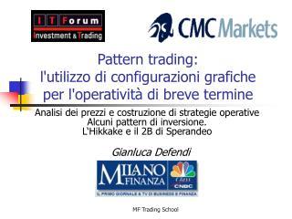 Pattern trading:  l'utilizzo di configurazioni grafiche per l'operatività di breve termine