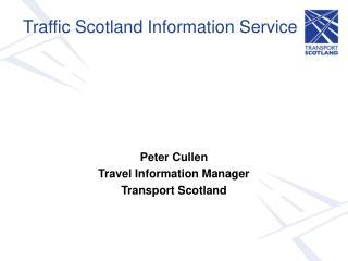 Traffic Scotland Information Service