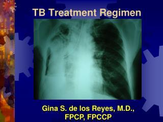 TB Treatment Regimen