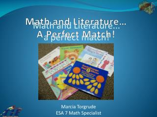 Math and Literature... a perfect match!