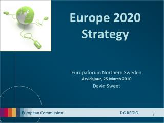 Europe  2020  Strategy