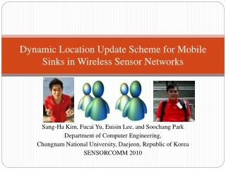 Dynamic Location Update Scheme for Mobile Sinks in Wireless Sensor Networks