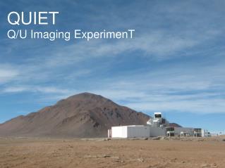 QUIET Q/U Imaging ExperimenT