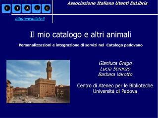 Associazione Italiana Utenti ExLibris